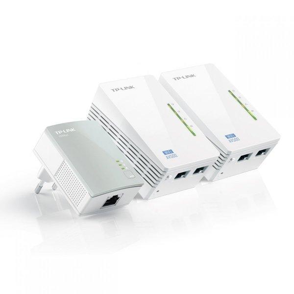TP-LINK TL-WPA4220TKIT 2x TL-WPA4220, 1x TL-WPA4010