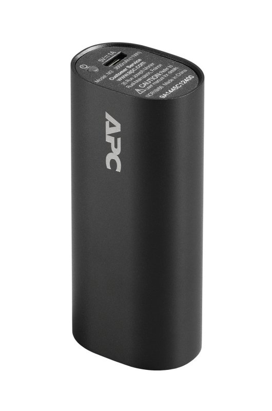 APC Mobile Power Pack M3BK-EC 3000 mAh - czarny