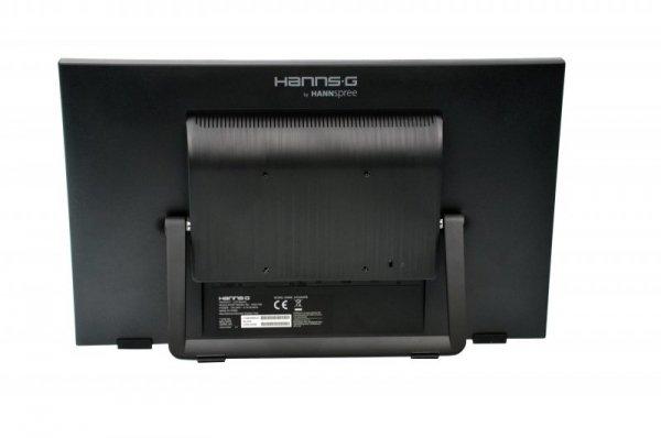 HannsG HT225HPB, HDMI, DisplayPort, VGA, Sound