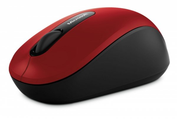 Microsoft Mobile Mouse 3600 Bluetooth red