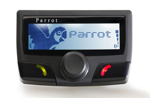 Parrot Bluetooth CK3100 CarKit Zone C Black Edition