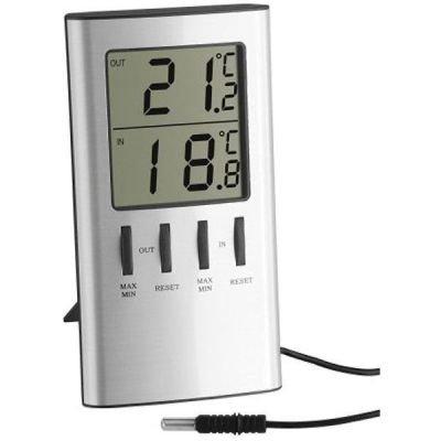 TFA Elektronisches Maxima-Minima Thermometer