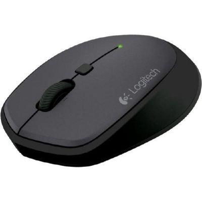 Logitech M335 Wireless Mouse black
