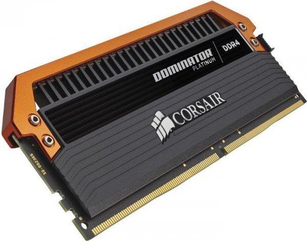 Corsair DDR4 16GB 3400 CL16 Quad - Dominator Platinum