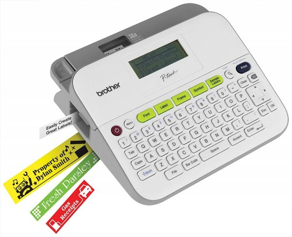 Brother P-Touch D400VP, Drukarka etykiet