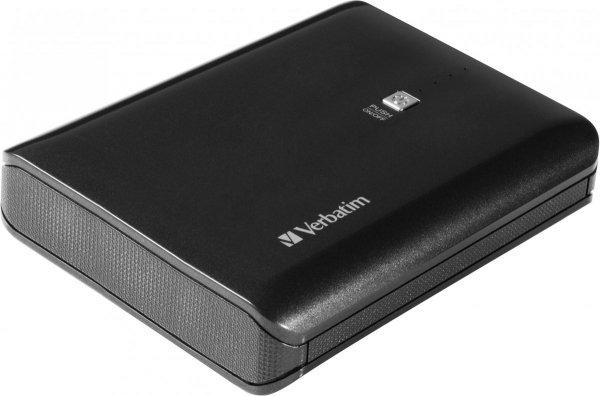 Verbatim Portable Dual USB Power Pack 10400mAh