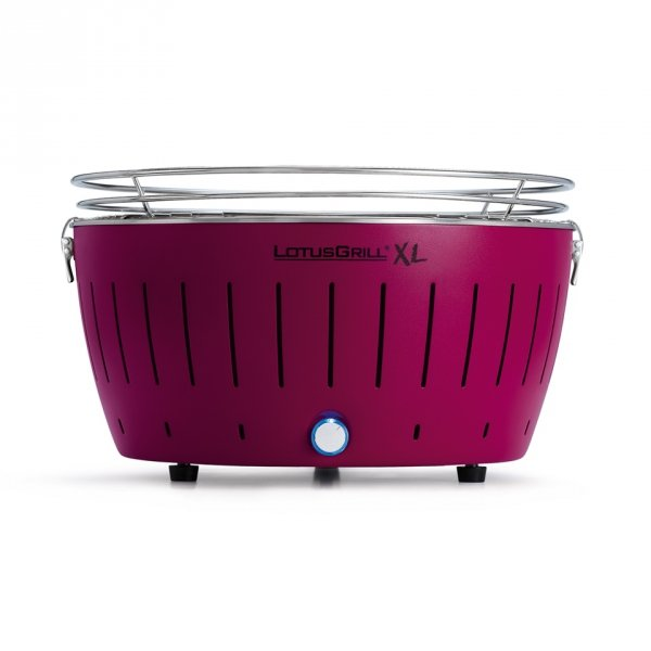 LotusGrill XL plum purple fiolet