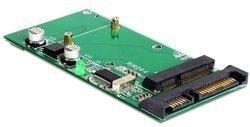 Delock Konwerter SATA 22Pin>mSATA full - USB 2.0