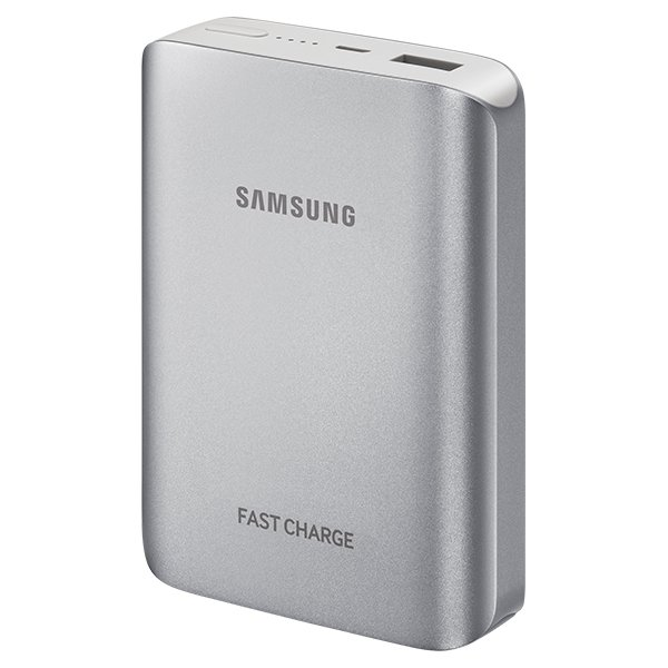 Samsung Powerpack Fast Charger 10200mAh EB-PG935 silver