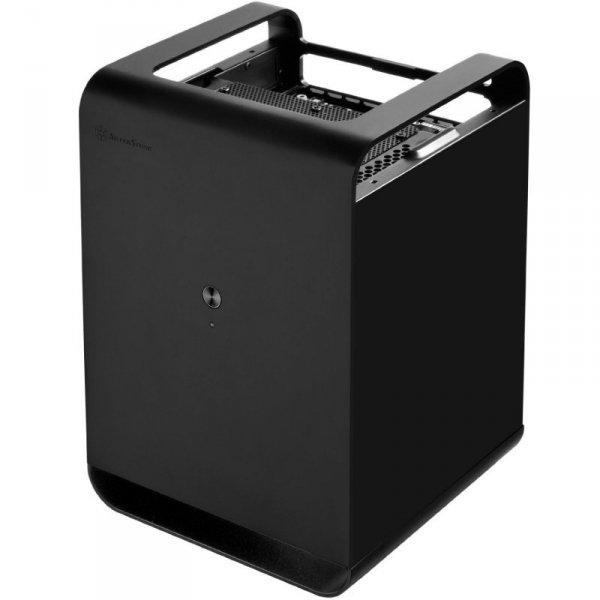 SilverStone SST-CS01B, Desktop czarny