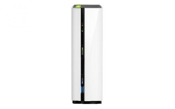 QNAP Turbo-Station TS-128 [0/1 HDD, 1x USB 3.0, 1x USB 2.0, 1x GB Lan]