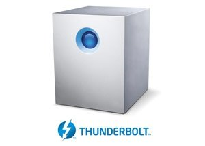 LaCie 5big Thunderbolt 2 30TB