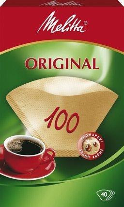 Melitta Filtry 100/40 Braun 40 szt.
