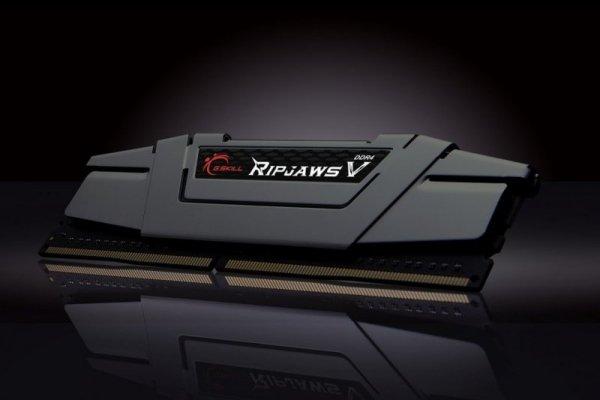 G.Skill 16GB DDR4-3200 Kit, F4-3200C16D-16GVGB, Ripjaws V