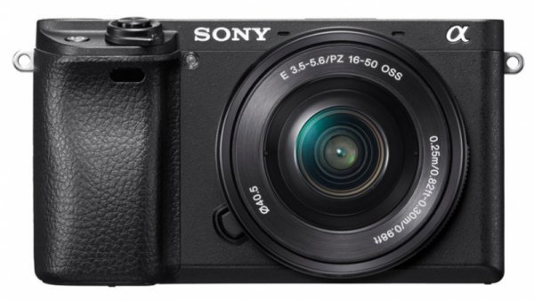 Sony Alpha 6300 Kit black + SEL 16-50