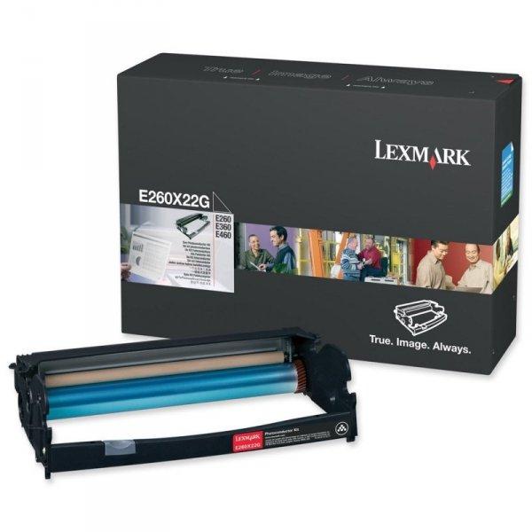Lexmark Bęben światłoczuły E260X22G