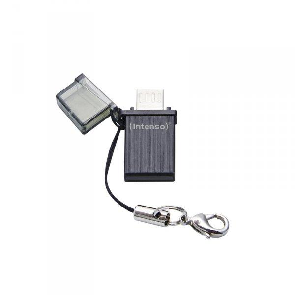 USB-Stick 32GB Intenso 2.0 Mini Mobile Line OTG