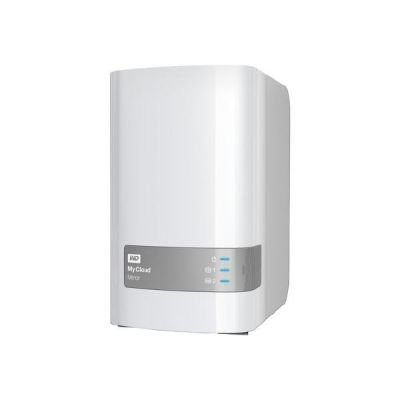 WD 8TB My Cloud Mirror Gen2 GL/2xU3, NAS