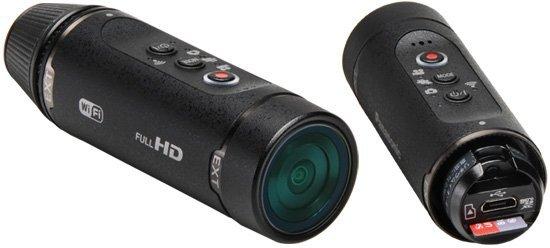 Panasonic HX-A1MEH czarna kamera sportowa