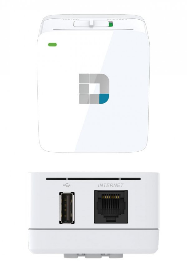 D-Link DIR-518L Wireless AC Mobile Cloud Router