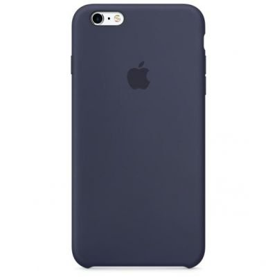 Apple iPhone 6s Plus Silicone Ca Midnight Blue