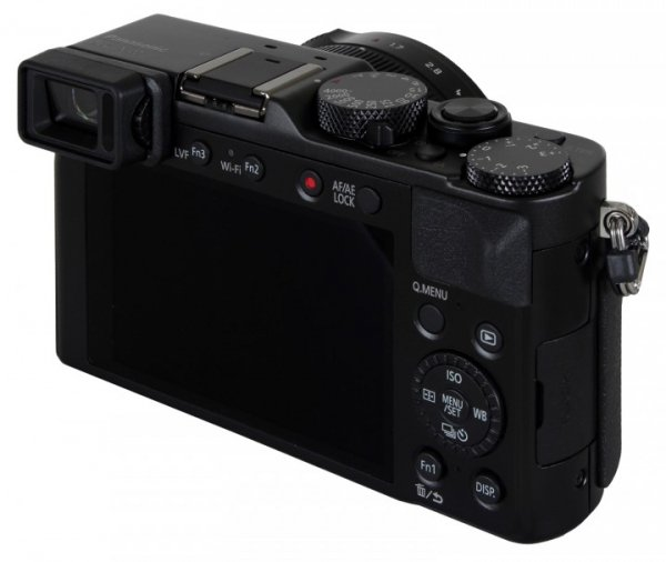 Panasonic Lumix DMC-LX100EG-K 12,8MP/3x