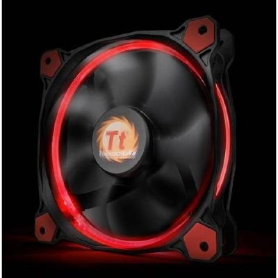 Thermaltake Riing 120 mm LED czerwony