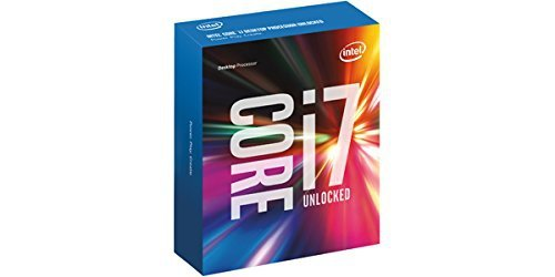 Intel Core i7-6700K (8MB Cache, 4.00 GHz Turbo 4.20 GHz) Boxed - Sockel 1151