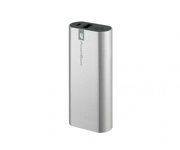 GP Portable PowerBank FN05M silver 5200 mAh