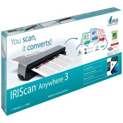 Iris IRISCan anywhere 3