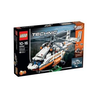 LEGO Technic 42052 Heavy Lift Helicopterr