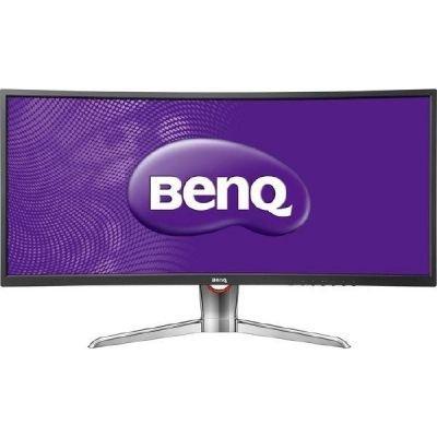 BenQ XR3501 89cm (35'') LED Curved Monitor  AMVA-Panel, miniDisplayPort, DisplayPort u