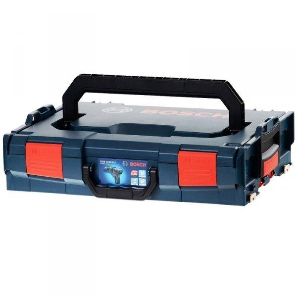 Bosch Akumulatorowa wiertarka udarowa GSB 10,8 -2-LI blue