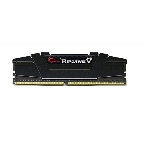 G.Skill 16GB DDR4-3200, F4-3200C16S-16GVK, Ripjaws V