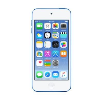 Apple iPod touch 64 GB 6. Generation niebieski MKHE2FD/A