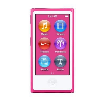 Apple iPod nano 16 GB 8. Generation różowy MKMV2QG/A