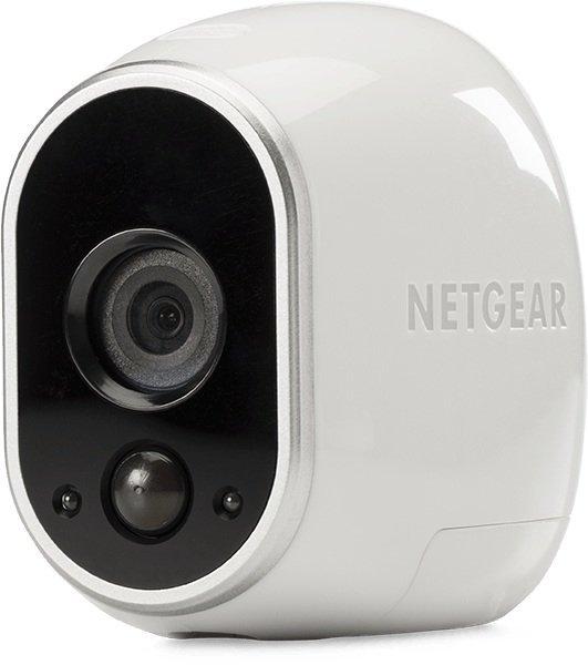 Netgear Arlo HD Kamera OUT/D&N/720p - biała