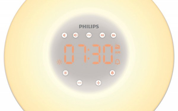 Philips Wake Up Light HF3506/06