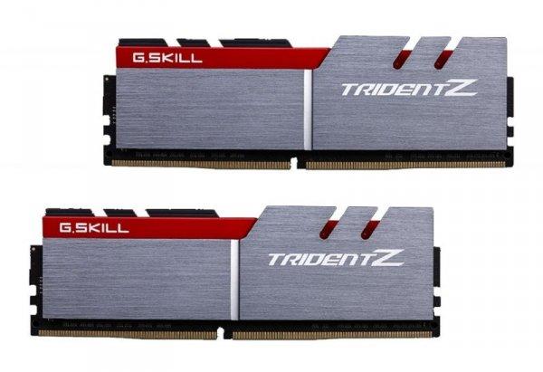 G.Skill 16GB DDR4-3200 Kit, F4-3200C16D-16GTZB, Trident Z