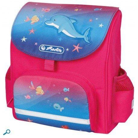 Herlitz Tornister Mini Plecaczek Little Dolphin Mały Delfin