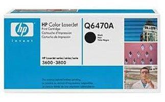 Toner HP CL3600 Contract black       Q6470AC    6000 str.