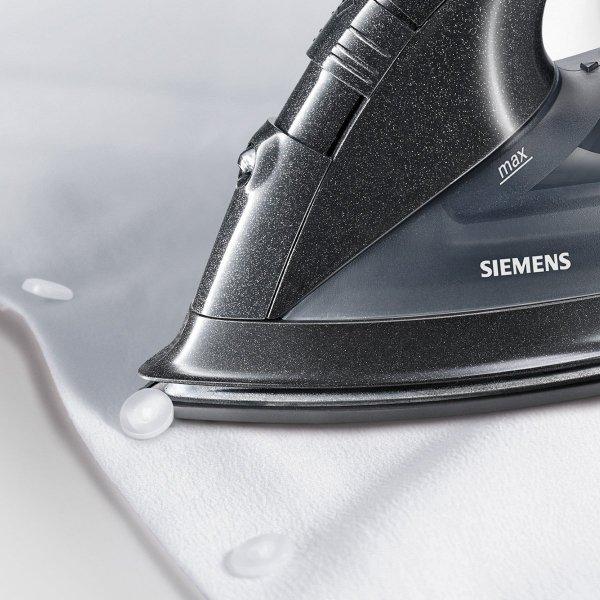 Siemens TB56XTRM extreme Power Żelazko anthrazit metallic