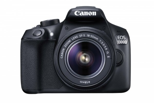 Canon EOS 1300D Kit + 18-55 IS Power Kit incl. LP-E10