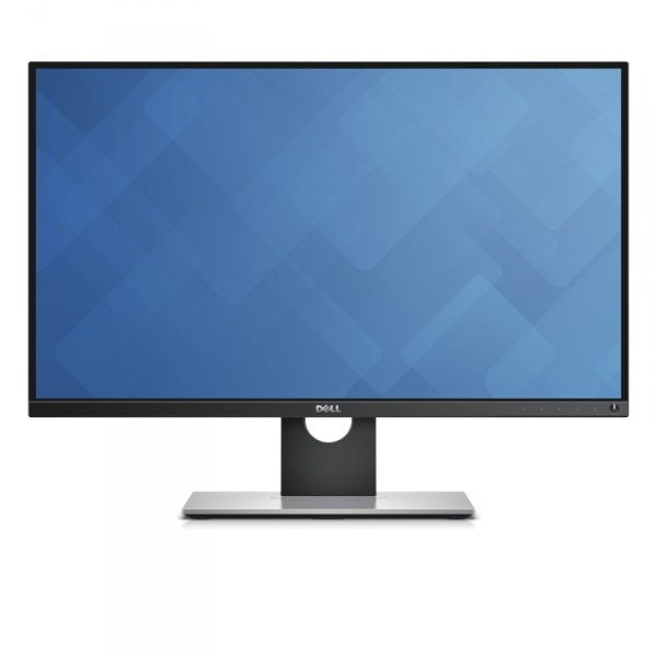 Dell UP2716D, czarny/srebrny, HDMI, DVI, DisplayPort, USB 3.0, Pivot