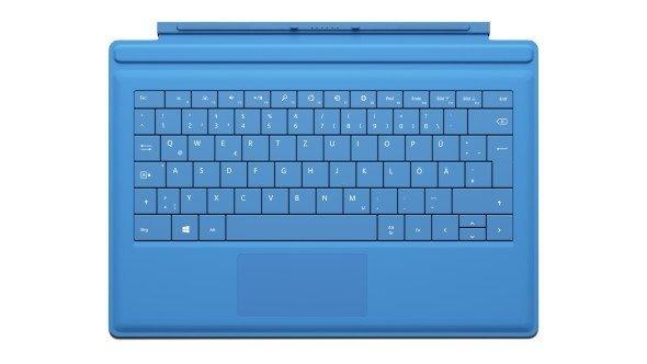 Microsoft Surface Type Cover 3 DE QWERTZ cy