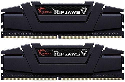 G.Skill 16GB DDR4-3000 Kit, F4-3000C15D-16GVGB, Ripjaws V