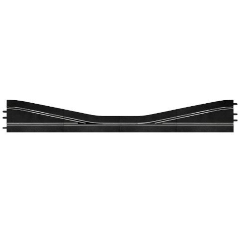 Carrera Digital 132 Narrow Section, right  30351