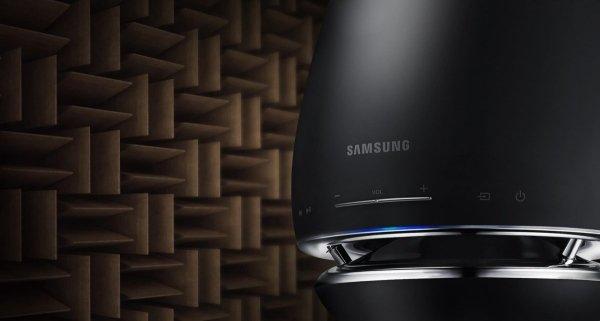 Samsung WAM6500 Bezprzewodowy system audio – Multiroom 360