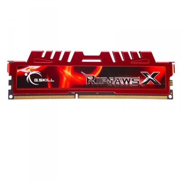 G.Skill 64GB DDR4-3000 Quad-Kit, czerwony F4-3000C15Q-64GVR, Ripjaws V