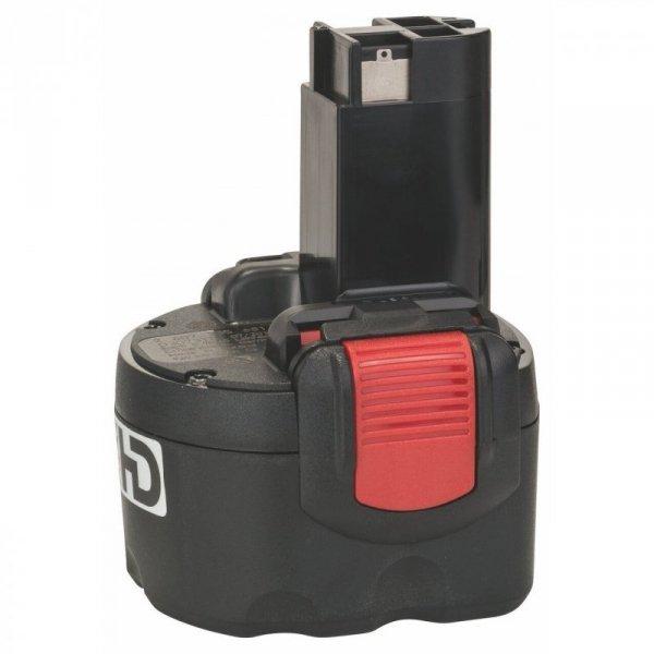 Bosch Akku 9,6V 2,6 Ah NiMH czarny